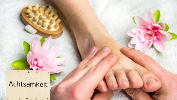 Fussreflexzonen-Massage